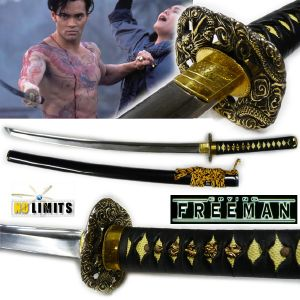 CRYING FREEMAN – SABRE AUTHENTIQUE (PRACTICAL MAITRE FORGERON - NO LIMITS)