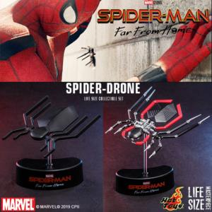 SPIDER-MAN : FAR FROM HOME - DRONE OFFICIEL ECHELLE 1/1 (MARVEL - HOT TOYS)