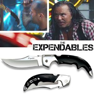 THE EXPENDABLES - ROURKE KNIFE ESPADA OFFICIEL