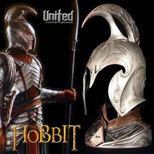 THE HOBBIT - CASQUE ELFIQUE RIVENDELL OFFICIEL NUMEROTE LIMITED EDITION (UNITED CUTLERY)