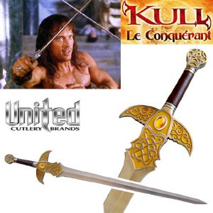 KULL LE CONQUERANT - EPEE OFFICIELLE