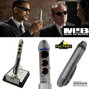 MEN IN BLACK (M.I.B.) - NEURALYZER LIMITED EDITION PROP REPLICA