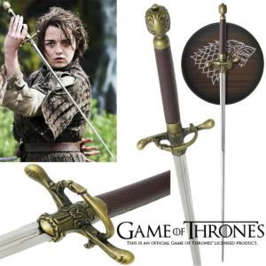 GAME OF THRONES - NEEDLE, SWORD OF ARYA STARK OFFICIELLE LIMITED EDITION
