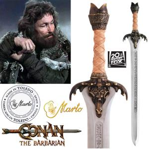 "CONAN -  SWORD FATHER OFFICIELLE LIMITED EDITION (VERSION EUROPE/TOLEDO ""MARTO"")"