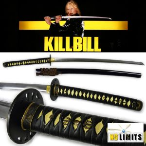 KILL BILL – SABRE AUTHENTIQUE (PRACTICAL MAITRE FORGERON - NO LIMITS)