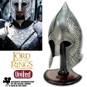 LOTR - GONDORIAN INFANTRY CASQUE OFFICIEL LIMITED EDITION