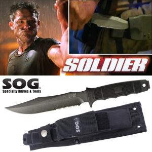 SOLDIER (KURT RUSSELL) - KNIFE OFFICIEL