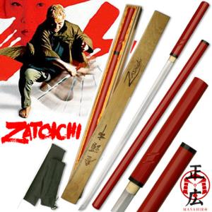 ZATOICHI - SABRE OFFICIEL FORGE MAIN (PRACTICAL MASAHIRO)