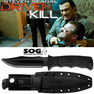 DRIVEN TO KILL - RUSLAN KNIFE OFFICIEL