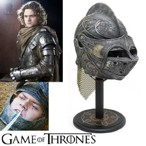 GAME OF THRONES - LORAS TYRELL HELMET OFFICIEL LIMITED EDITION