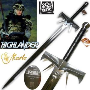 HIGHLANDER - EPEE KURGAN OFFICIELLE LIMITED EDITION MARTO (IMPORT USA 20TH CENTURY FOX)