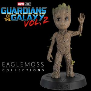 GARDIENS DE LA GALAXIE (LES) VOL. 2 - GROOT BABY OFFICIEL ECHELLE 1:1  (MARVEL - EAGLEMOSS COLLECT.)