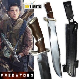 PREDATORS - MACHETTE REPRODUCTION AUTHENTIQUE (PRACTICAL MAITRE FORGERON - NO LIMITS)