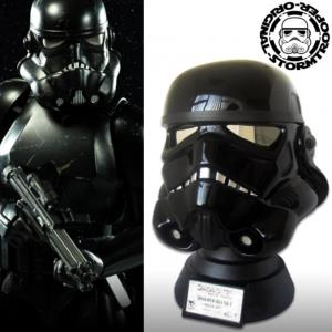 STAR WARS - SHADOW TROOPER CASQUE OFFICIEL SIGNATURE EDITION