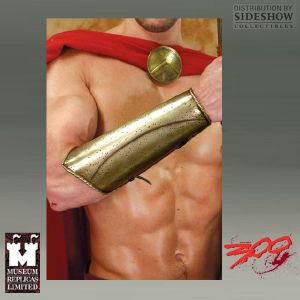 300 - GARDE BRAS OFFICIELS KING LEONIDAS (WINDLASS STUDIO)