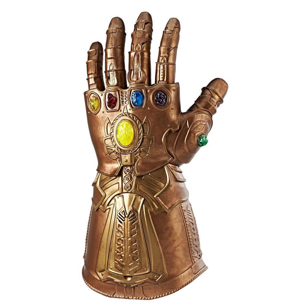Avengers 3 Infinity War Gantelet Thanos Quot Officiel