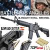 BATTLE : LOS ANGELES - M4A1 CARBINE TOUT EN METAL & EJECTION DE DOUILLES (TOP JAPAN)