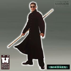 MATRIX - NEO TRENCH COAT OFFICIEL TAILLE L-XL (WINDLASS STUDIO)