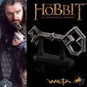 THE HOBBIT - CLE DE THORIN OFFICIELLE (WETA COLLECTIBLES)