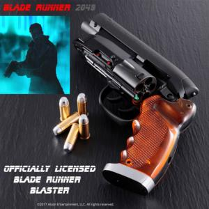 BLADE RUNNER 2049 - BLASTER OFFICIEL EDITION LIMITEE (VERSION TOMENOSUKE™)