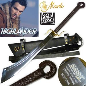 HIGHLANDER (SERIE) - SABRE DADAO DUNCAN MAC LEOD OFFICIEL LIMITED EDITION (IMPORT US 20TH CENTURY)