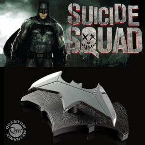 SUICIDE SQUAD - BATMAN BATARANG OFFICIEL (DC COMICS - QUANTUM MECHANIX)