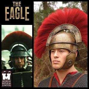 THE EAGLE - CASQUE OFFICIER ROMAIN VERSION DELUXE (WINDLASS STUDIO)
