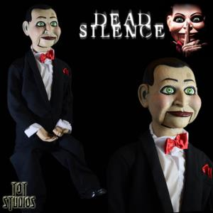 DEAD SILENCE - MARIONNETTE BILLY OFFICIELLE TAILLE 1/1 (BILLY PUPPET PROP - TOT STUDIOS)