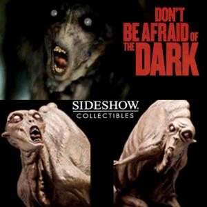 DON'T BE AFRAID OF THE DARK - STATUE TAILLE REELLE ECHELLE 1:1 POLYSTONE DIARAMA  LIMITED EDITION (SIDESHOW COLLECTIBLES)