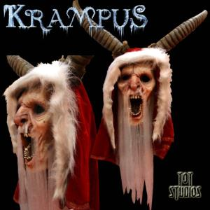 KRAMPUS - MASQUE OFFICIEL MICHAEL DOUGHERTY'S KRAMPUS (WETA - TOT STUDIOS)