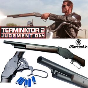 TERMINATOR 2 - SHOTGUN ROSE BOX OFFICIEL HAUT DE GAMME