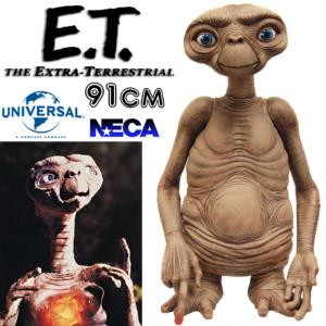 E.T. L'EXTRA-TERRESTRE - REPRODUCTION OFFICIELLE TAILLE 1/1 STUNT PUPPET 91CM LIMITED EDITION (NECA)