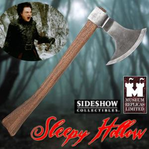 SLEEPY HOLLOW - HACHE HORSEMAN OFFICIELLE (WINDLASS STUDIOS)