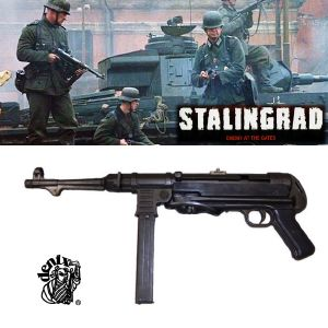 STALINGRAD (ENEMY AT THE GATES) - PISTOLET MITRAILLEUR MP40 TOUT EN METAL