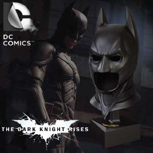 BATMAN, THE DARK KNIGHT RISES - MASQUE OFFICIEL SPECIALE EDITION