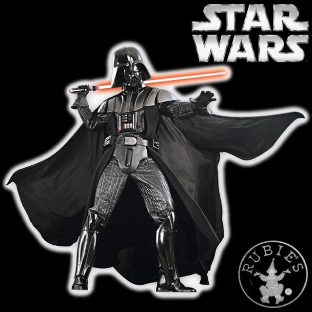 star wars dark vador supreme costume officiel rubie 39 s collector. Black Bedroom Furniture Sets. Home Design Ideas
