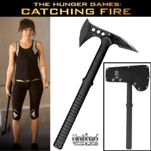 HUNGER GAMES 2 (THE) - AXE OFFICIEL DE JOHANNA MASON
