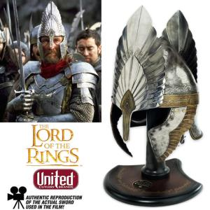 LOTR - KING ELENDIL CASQUE OFFICIEL LIMITED EDITION