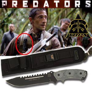 Couteaux militaires - ... Adrien Brody Predators Knife