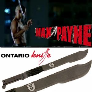 MAX PAYNE - MACHETTE OFFICIELLE